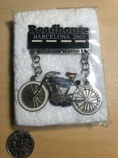 HOG Harley Davidson 2003 Barcelona SPAIN 100th Anniversary ROADHOUSE Pin