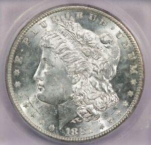 1881-S 1881 Morgan Dollar ICG MS61