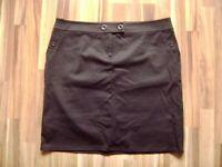 @ One Touch @ Rock schwarz Size 3XL UK 18 US 16 klassisch Basic Herbst/Winter