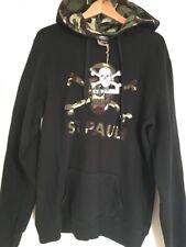 FC St.Pauli Hoody Schwarz/Camouflage Gr.M, NEU!