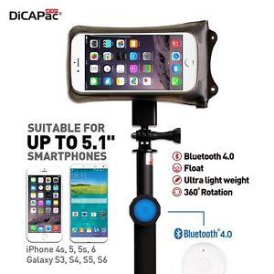 """NEW"" WATERPROOF DiCAPac...PHONE ACTION PACK DARS-C1"