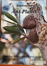 ANT PLANTS - rare native plants-booklet Grow indoors or just read about them