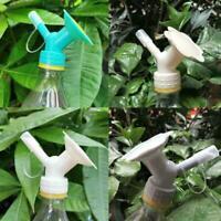 Plastic Sprinkler Nozzle For Flower Waterers Bottle Cans Watering Sprinkler S7U8