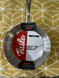 Fissler Original-Profi Collection Stainless Steel Frying Pan, Induction, Ø 28 cm