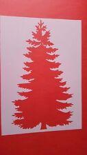 Tannenbaum Schablonen Wandtattoo Möbel Wandbilder Airbrush Wanddekoration Möbel