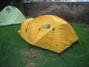 NORTH FACE Mountain 24 Tent Three Person Spotless Excellent Condition