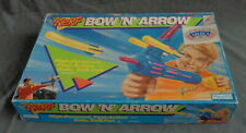 1991 vintage NERF BOW 'N' ARROW compleet with BOX PARKER BROTHERS 0211 original