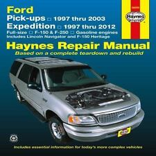 Ford Pick-ups, Expedition and Lincoln Navigator: Pick-ups 1997 thru 2003, Expedi