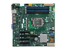 Supermicro X11SSM-F Motherboard microATX Xeon E3-1200 C236 FULL WARRANTY