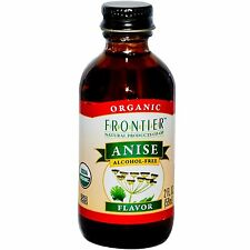 Frontier Natural Products Anise Flavor, A/F, Og, 2-Ounce