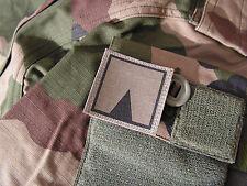 SNAKE PATCH - MARQUAGE GALON OTAN - TROUPES DE MONTAGNE - OD KAKI