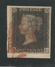 Großbritannien - Penny Black gebraucht auf fragment