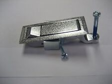 Trigger Latch - Cabinet - Compartment latch - Chrome - push button-free shipping