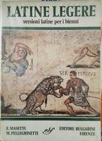 Latine Legere, versioni latine per i bienni - ER