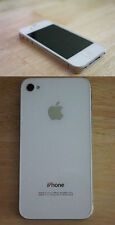 APPLE IPHONE 4 16GB WHITE VERIZON MOBILE SMART PHONE BLACKLISTED / AS IS