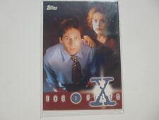 X-Files Season/Series 1 Binder Promo Card #0 1995