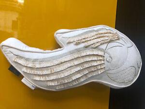Pottery Barn Kids Teen HARRY POTTER GOLDEN SNITCH Shaped Pillow