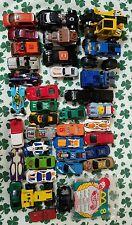 Lot of 38 Mixed Hot Wheels, Matchbox, Maisto, Monster jam Tootsie, Nascar used F