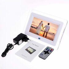 "Cornice digitale Digital Photo frame LCD TELECOMANDO AVI MP3 USB SD 7"" RETRO LED"