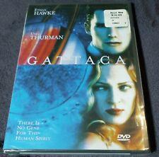 Gattaca Dvd 2001 new