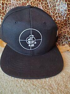 Public Enemy Crosshairs Hat New