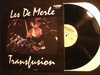 Les De Merle - Transfusion - 1978 Dobre Orig. Vinyl 12'' Lp./ Jazz Funk Breaks