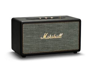 Marshall Stanmore Black 7340055329149 Portable Speaker Bluetooth -New sealed