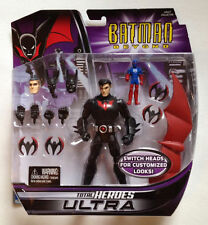 "DC TOTAL HEROES ULTRA BATMAN BEYOND 6"" FIGURE FREE SHIPPING!"