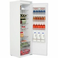 Amica BC276.3 Built In 54cm 316 Litres A+ Fridge White New from AO