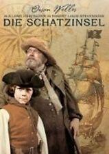DIE SCHATZINSEL DVD KINDER ABENTEUER ORSON WELLES NEU
