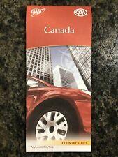 AAA CANADA Map International Travel Map 2019-2020 CAA