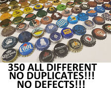 350 Beer Bottle Caps <<<All Different No Duplicates Best Mix On Ebay>