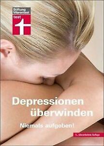 Depressionen überwinden: Niemals aufgeben! von Rose... | Buch | Zustand sehr gut