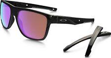 Oakley Men's Sunglasses CROSSRANGE XL Polished Black / Prizm Golf OO9360-04
