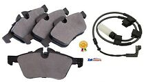 MINI COOPER S R50 R52 R53  FRONT BRAKE DISC PADS AND WEAR INDICATOR SENSOR WIRE