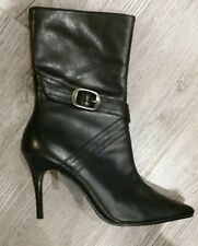 Guess High Heel Ankle Boots UK 5