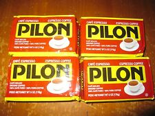 Cuban Coffee Grounds Authentic Cafe Cubano 6 oz PILON 4 packs