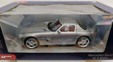 Mondo Motors 1:18 - Mercedes SLS AMG Gray