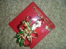 Pin - New - Fast Shipping Fashion Jewelry - Holiday Christmas Candle Lapel