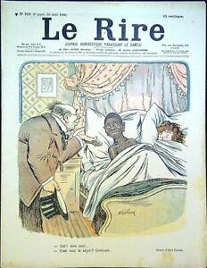 Le RIRE N°303 du 25 Août 1900