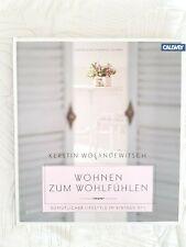 Wohnen zum Wohlfühlen - Kerstin Wolandewitsch Lifestyle Vintage Stil Table Book