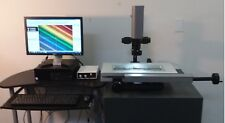 New 12x4 Cmm Manual Video Measuring And Inspection Machine