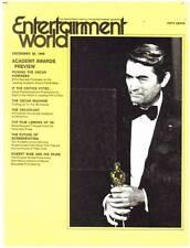 ENTERTAINMENT WORLD December 30, 1969 - Robert Wise interview, King Crimson