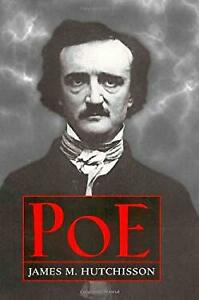 Poe Hardcover James M. Hutchisson
