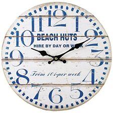 Horloges murales Shabby Chic pour le salon