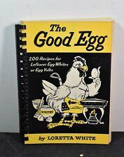 GOOD EGG COOKBOOK-1959