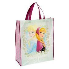 Giant Reusable Shopper Christmas Xmas Gift Bag - Disney Frozen Season Greetings