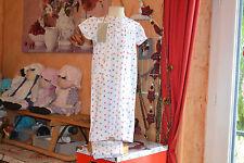 chemise de nuit cyrillus neuve 2 ans  blanche avec des poids+sac de rangement