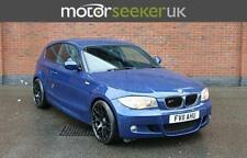 BMW 1 Series 5 Seats Cars