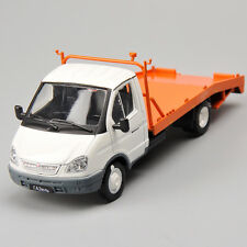 1/43 Scale Russia Collection Trailer Truck Alloy Diecast Car Model Toy Gift